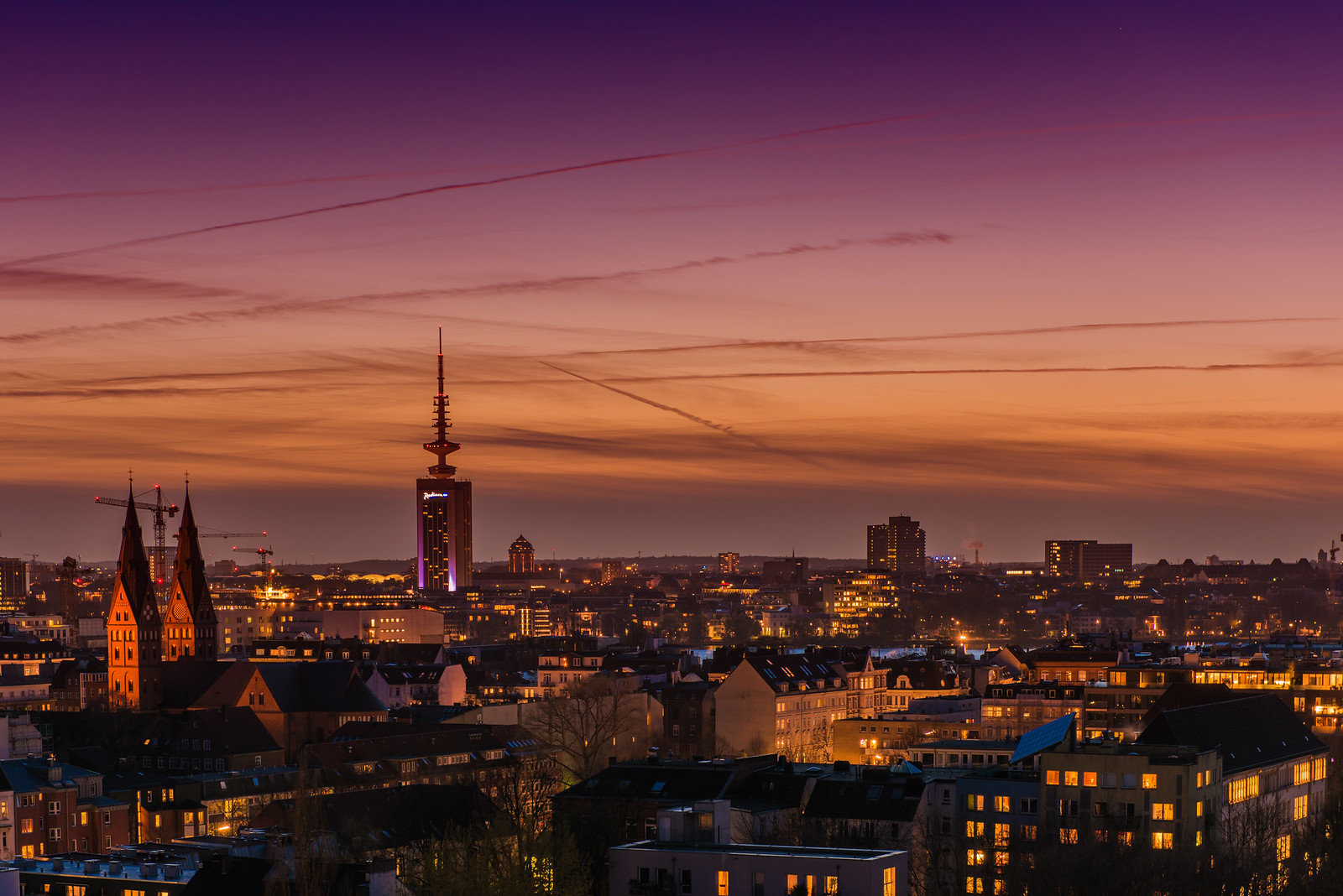 Гамбург. Немного фото из поездки.
