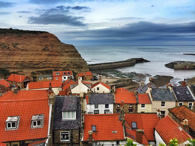 Staithes (Costa de Yorkshire)