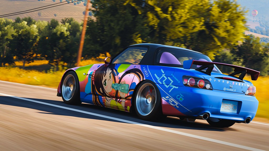... Forza Horizon 2   2009 Honda S2000 CR | By DJKustoms