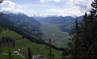 Zillertal-Panorama