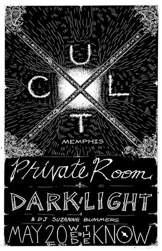5/20/15 Ex-Cult/PrivateRoom/DarkLight