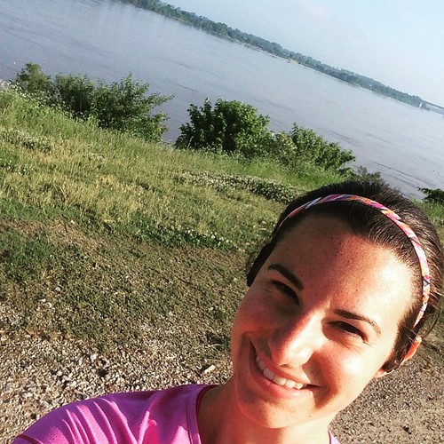 Happy NationalRunningDay from the banks of the Mississippi River!