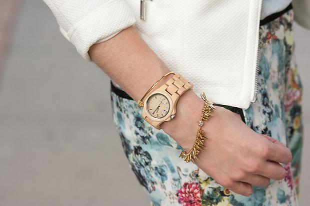 Jord Watch, Wood Watch