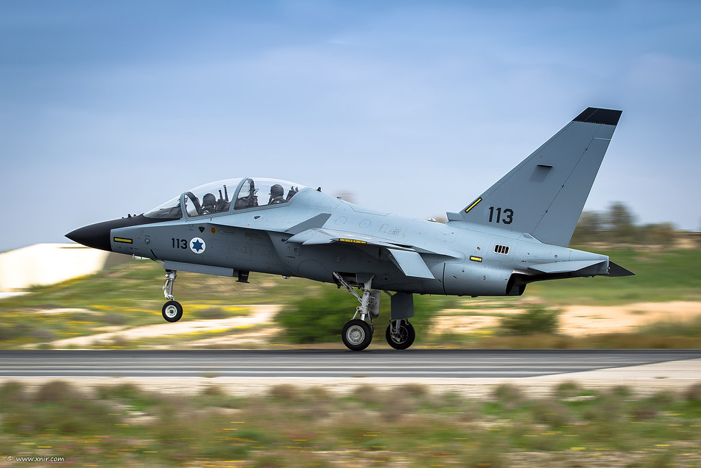 First M-346 Advanced Jet Trainers arrive in Israel | AIRHEADSFLY ...
