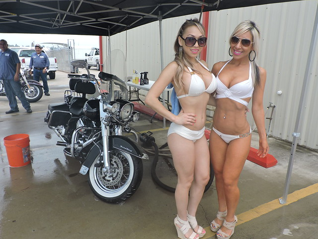 bikini bike motorcycle