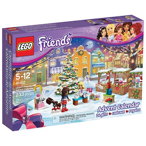 LEGO Friends 2015: 41102 - 2015 Advent Calendar