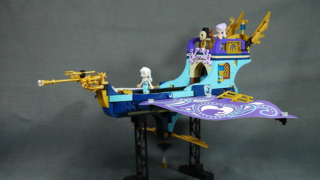 Naida's Epic Airship