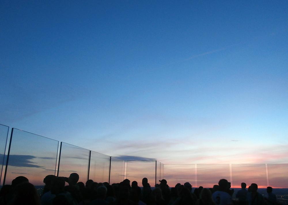 TopOfTheRock-sunset