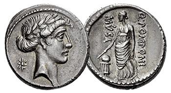 Urania coin
