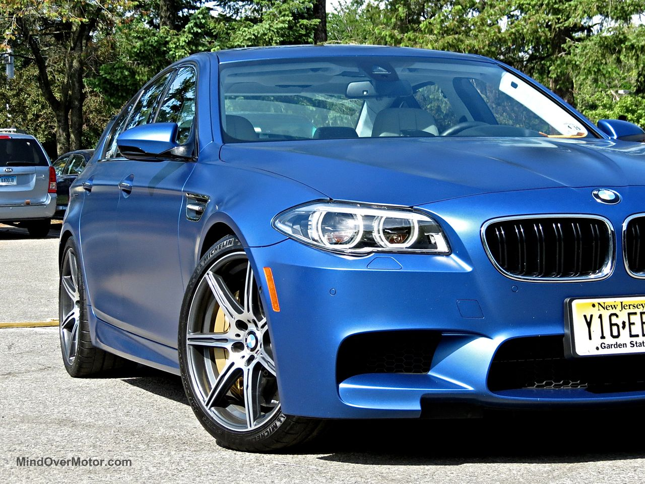 BMW M5 F10 Review 3