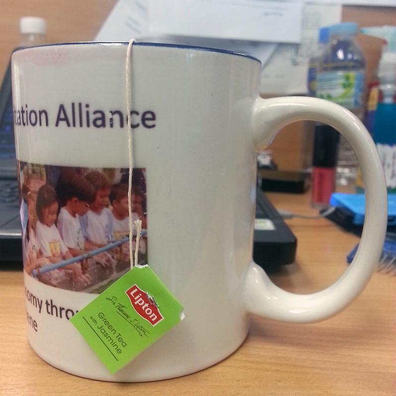 Lipton Green Tea with Jasmine