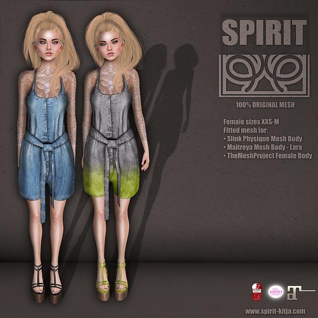 SPIRIT - Adel jumpsuit