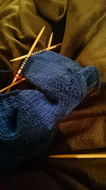 Starry Sweater Sleeve