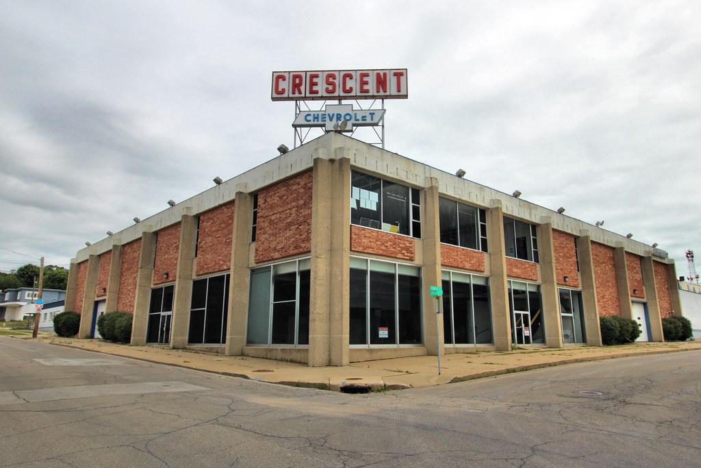 Crescent Chevrolet - Des Moines, IA   The dealership was ...