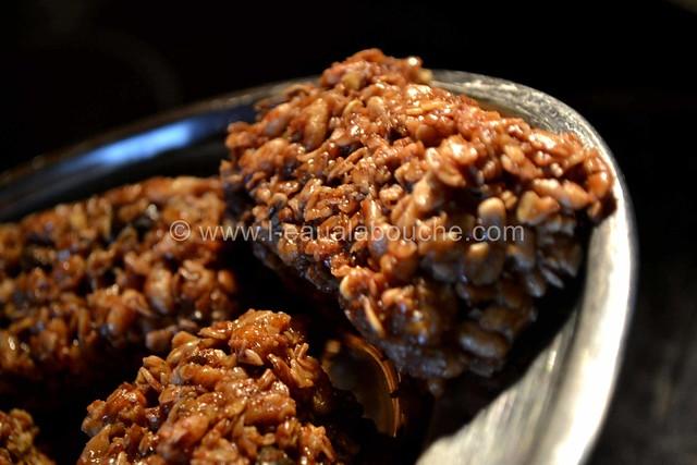 Barre de Céréales Maison © Ana Luthi Tous droits réservés 25