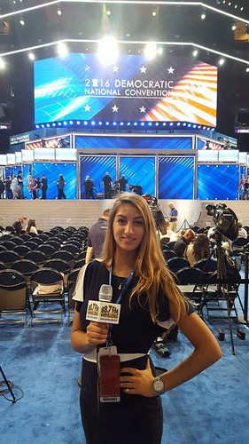 Radio Hofstra University Student Journalists Cover 2016 Elections