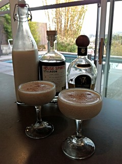 Café Arroz (Jim Meehan) with homemade horchata, Siete Legua anejo tequila, House Spirits coffee liqueur #PDT | by *FrogPrincesse*