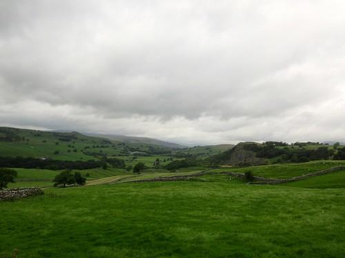 Yorkshire Dales, Drive to Malham Tarn