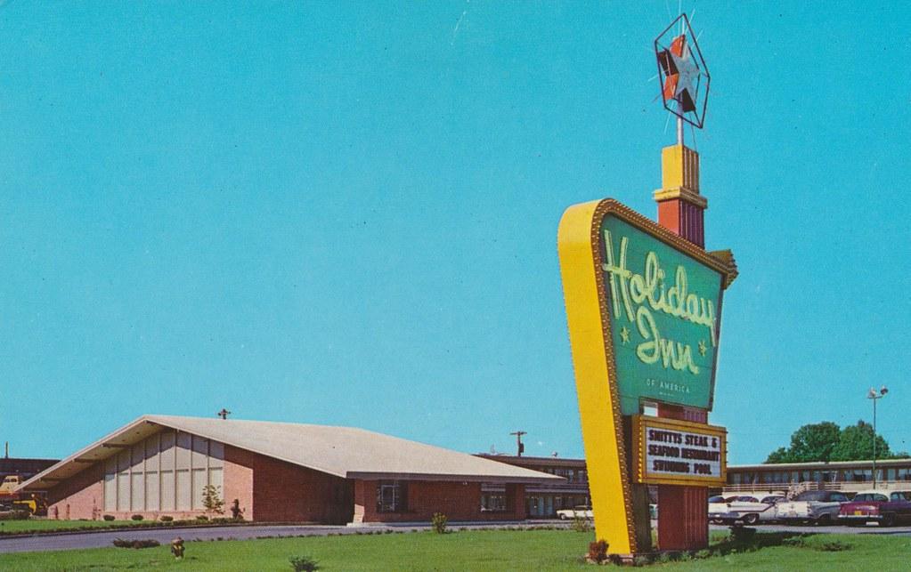 Holiday Inn - Evansville, Indiana