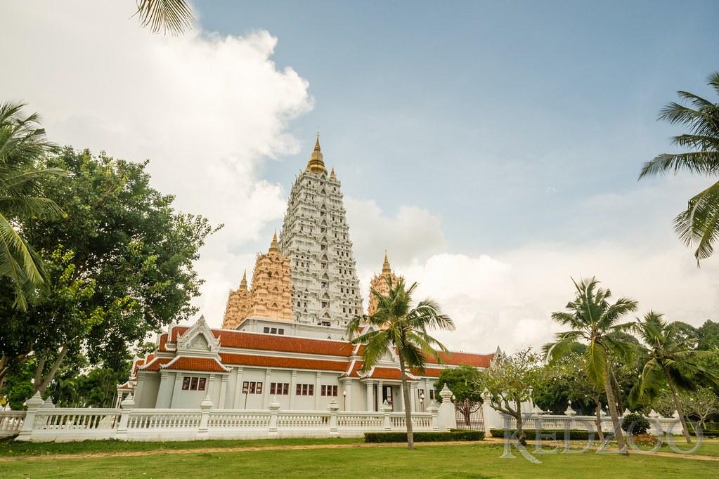 Wat Yansangwararam  Wat Yansangwararam Woramahawihan is ...