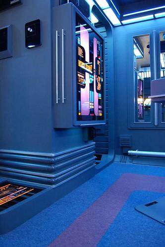 Star Trek Voyager Studio Flat