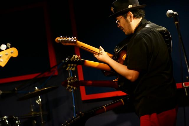 テキタクマツ live at Blue Heat, Tokyo, 08 May 2015. 172