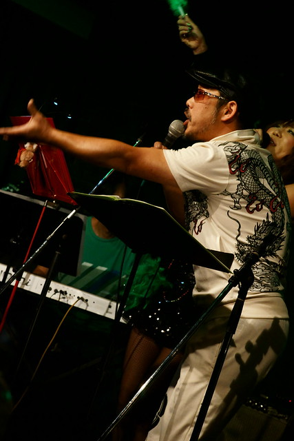 NEO FUNK live at Welcome back, Tokyo, 16 May 2015. 259