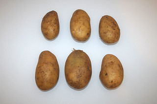 07 - Zutat Kartoffeln / Ingredient potatoes