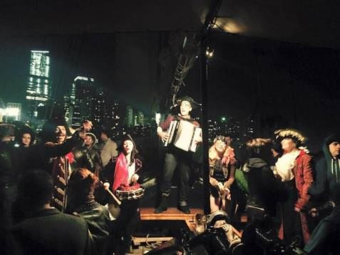 Manhattan by Sail's Clipper Castaways Pirate Cabaret (1)