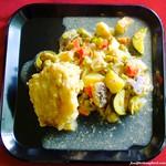 Crockpot Vegetable Pot Pie