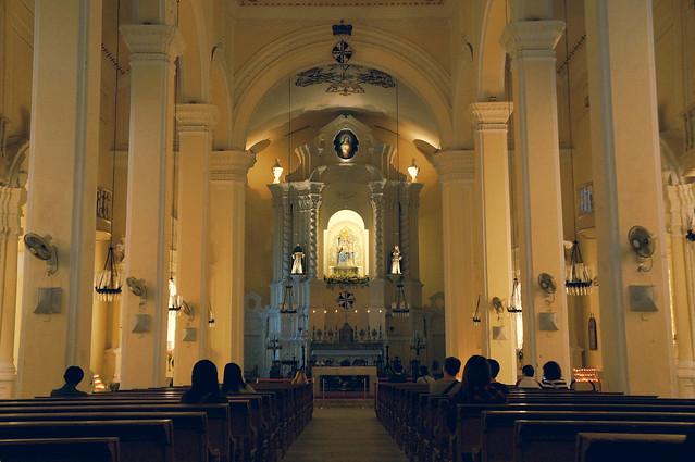 Macau: Igreja Da Se Cathedral