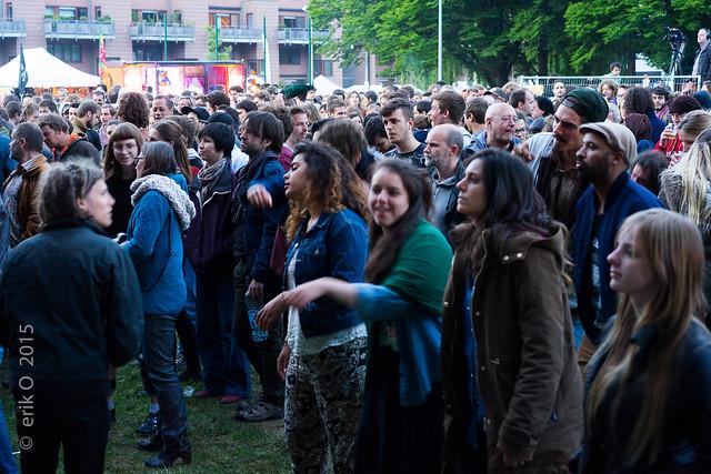 WERELDFEEST Leuven 2015