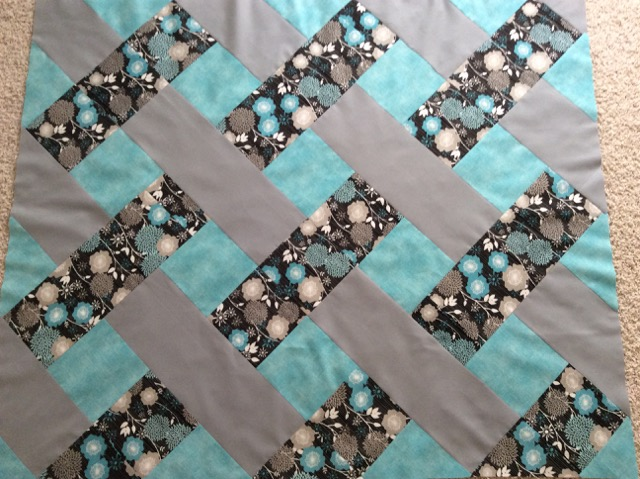 Lynda's Betty Quilt