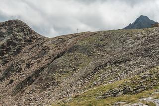 Tascheljöchl, 2772 m