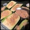 #Zucchini #Parmigiana #Romano #Homemade #CucinaDelloZio - coat w/breadcrumbs