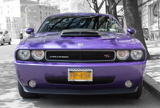 Dodge Challenger R/T | by Manu Beaudon