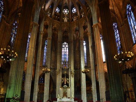 Catedrala din Barcelona 5