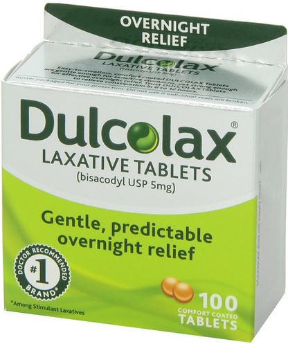 Dulcolax Stool Softener Cvs