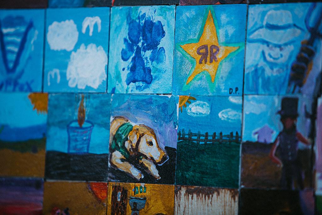 ~ Mural Mosaic Vegreville ~