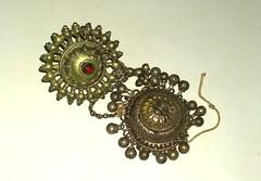 Antique Trinidad Indian Jewelry