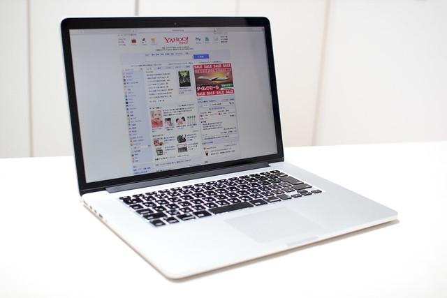 MacBook Pro Retina 15-inch(Mid2015)レビュー|驚愕の完成度を誇る最強ポータブルMacをとくとご覧あれ
