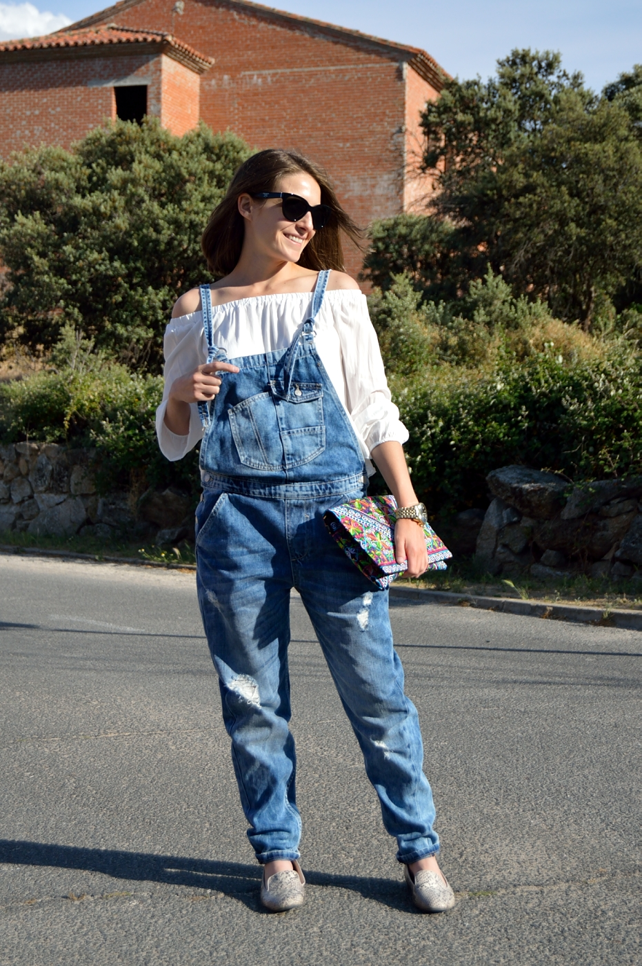lara-vazquez-mad-lula-fashion-blog-moda-style-look-denim-jumpsuit