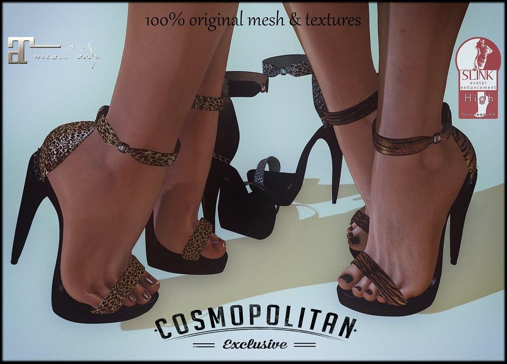 Diana @ Cosmopolitan Event