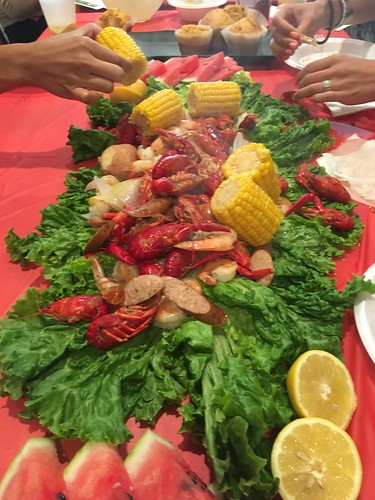 Low Country Southern Boil