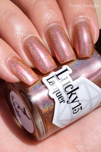 Lucky 13 Lacquer Always Be Yourself Collection