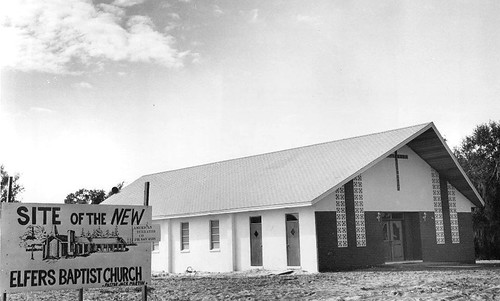 Westside Baptist Church (1964) | by ghs1922