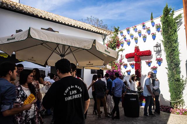 Plaza de los Capuchinos y Cristo de los Faroles