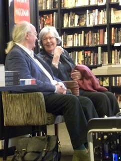 Philip Pullman and Penelope Lively