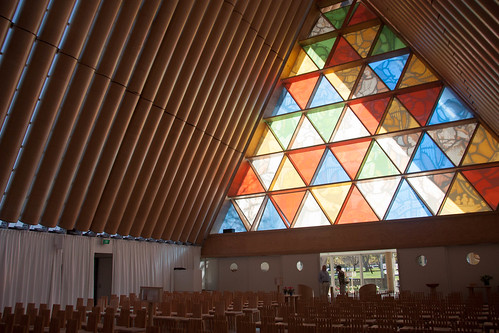 Inside the Cardboard Cathedral | by joejkearney