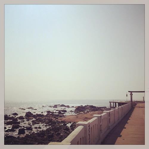 Caminando por Playa Ancha #Valparaíso #Chile 🚶
